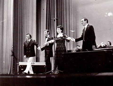 Серия концертов Муслима Магомаева в Смоленске, 1979 год
