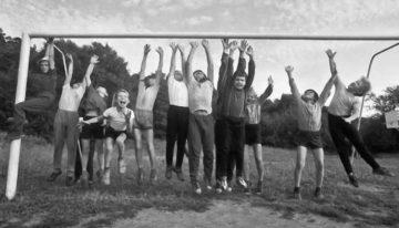 Дворовые игры Смоленска в эпоху СССР или «вспоминая наше детство». Часть 1