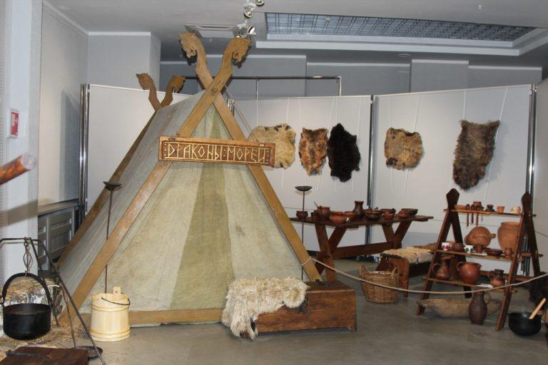 Открытие выставки «Из глубины столетий…» в КВЦ