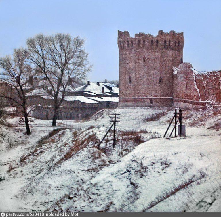 Башня Заалтарная, 1969-1974
