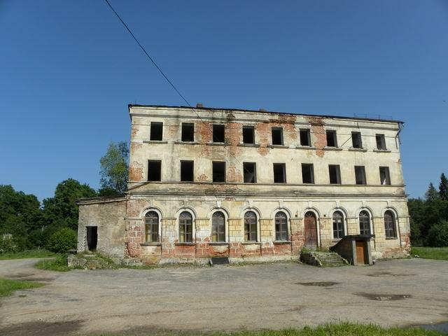 Усадьба графа Орлова-Денисова в Тёмкинском районе