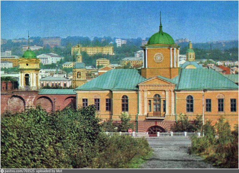 Церковь Смоленской иконы Богоматери Одигитрии, 1975