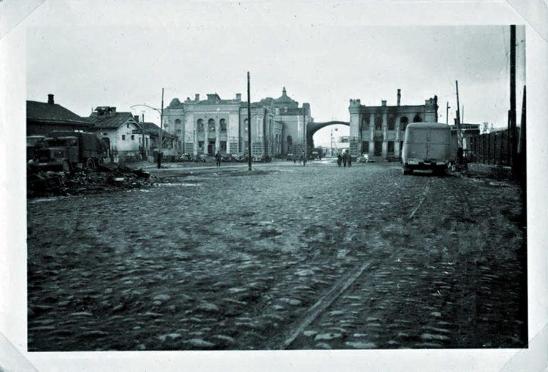 «Два вокзала» во времена Великой Отечественной войны