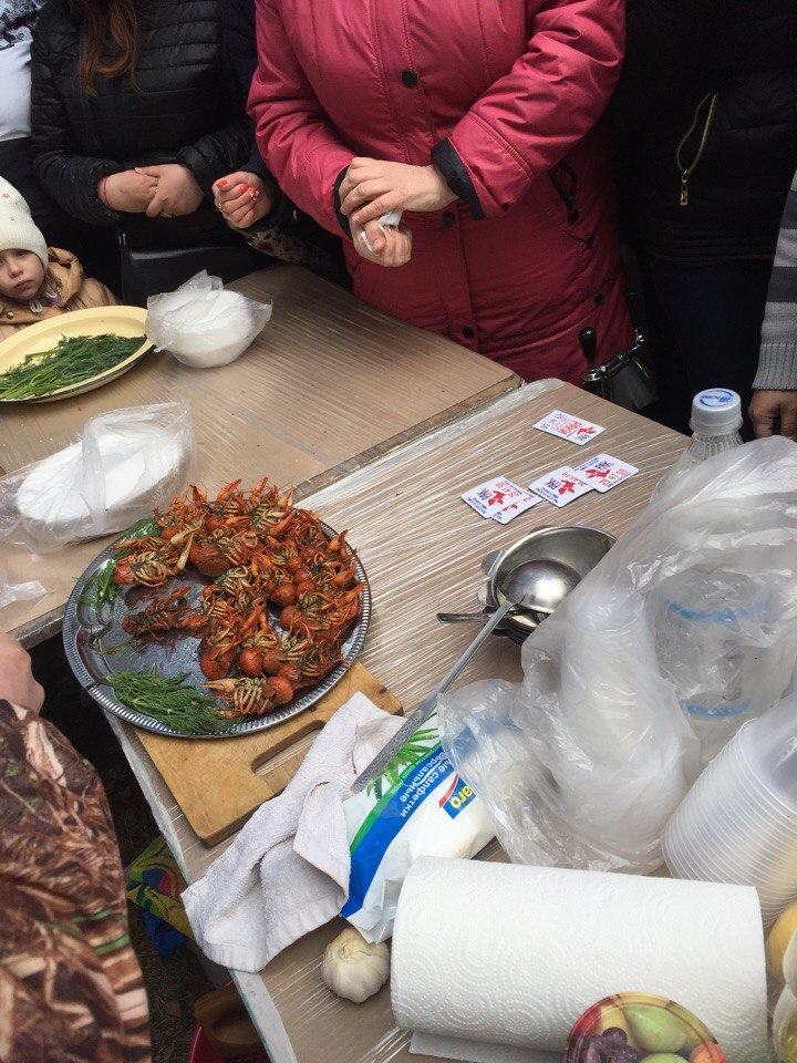 """Фотоотчёт с фестиваля вкусной еды """"Ложка и кружка"""" 2018"""