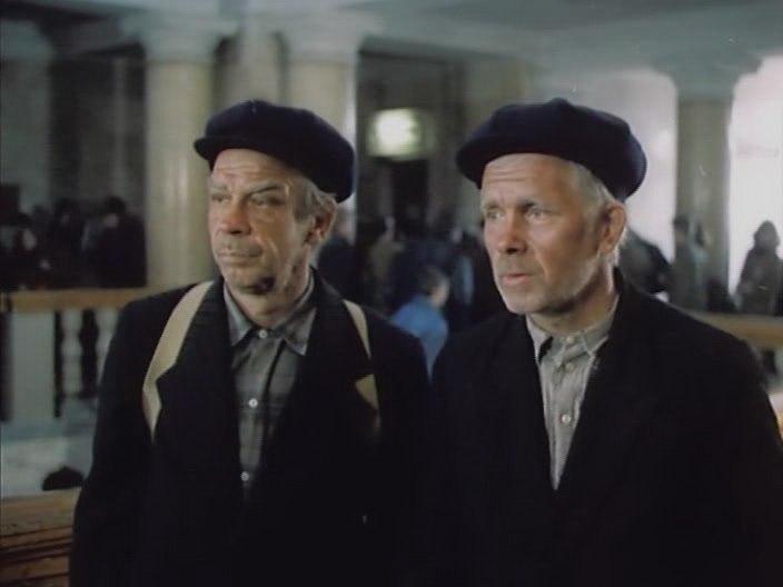 Виды Смоленска из фильма «Вы чьё, старичьё?» [+фильм]