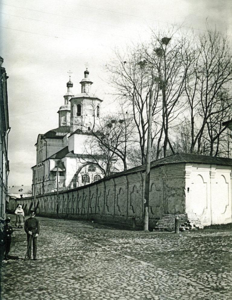 Спасо-Преображенский собор Авраамиева монастыря