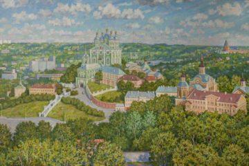 Картины Юрия Мелькова