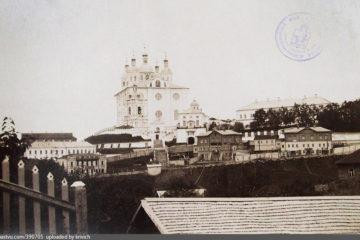 Кто строил смоленские храмы в XVIII веке?