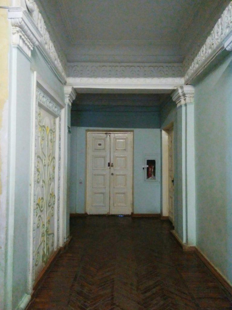 Интерьеры дома по улице Реввоенсовета
