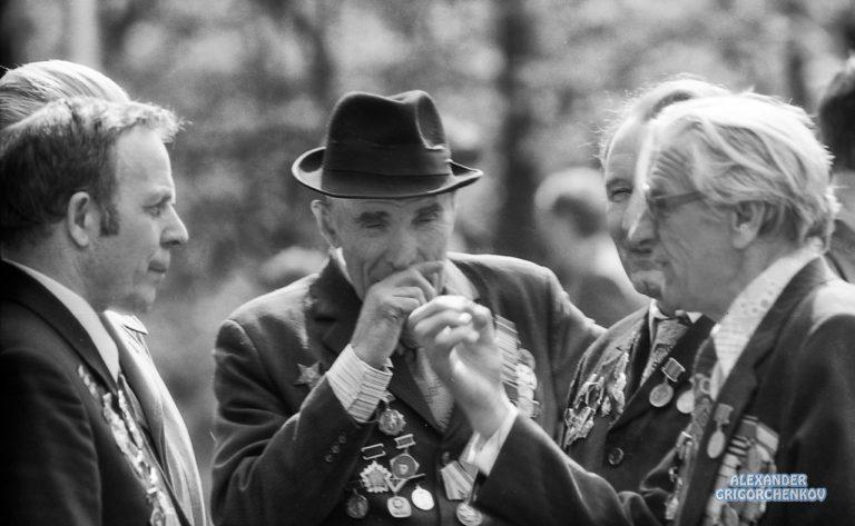 День Победы в лицах, 1983-85 гг.