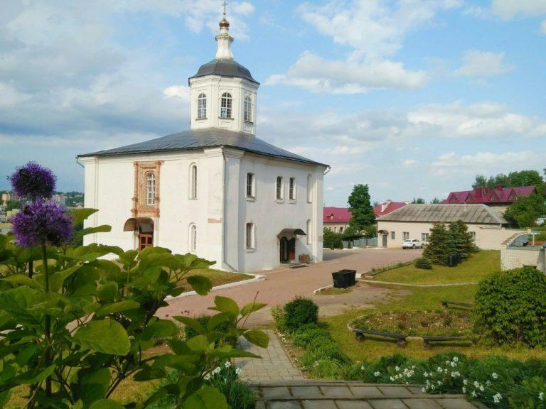 Смоленская старина. Церковь Иоанна Богослова, 1173 года постройки