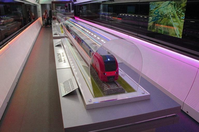 Передвижной «Поезд-музей» - 17 мая в Смоленске