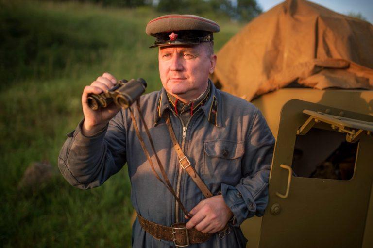 Десять фотографий на военную тематику периода Великой Отечественной