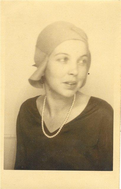 Дочь, Людвига Лонгиновна Глембовецкая (в замужестве Силаковская)