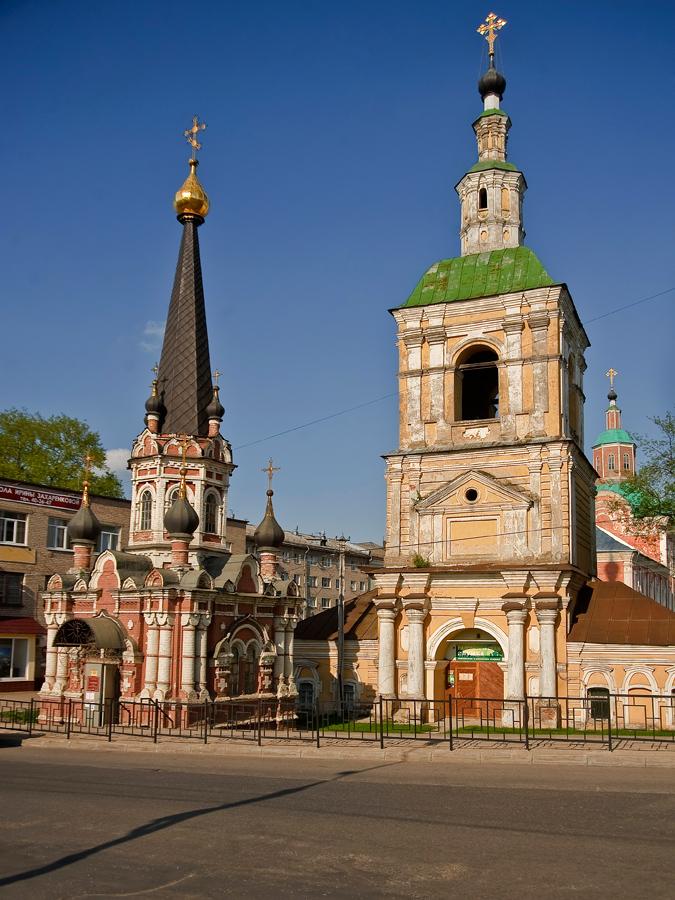 Нижне-Никольскя церковь, наши дни