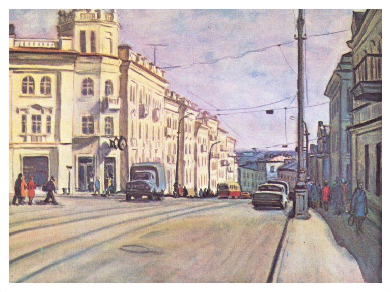 Большая Советская улица