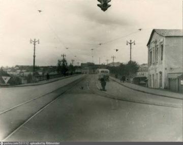 Виадук, 1955-1965 годы