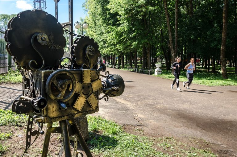 Летний Смоленск