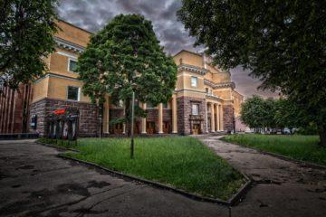 Фотопост. Величие Смоленского Драмтеатра