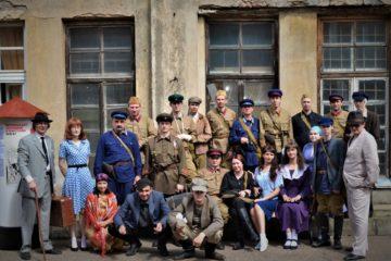 «Смоленск — лето 41-го» — выступление от исторического театра «Порубежье» 8 июля 2018 года