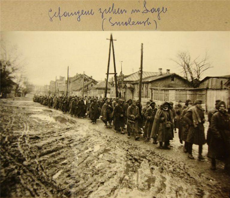 Страшные кадры фашистского концлагеря №126