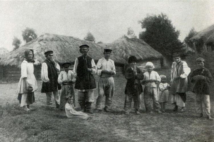Как раздавали фамилии русским