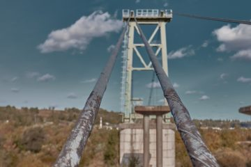 Есть такой «мост» в Смоленске…