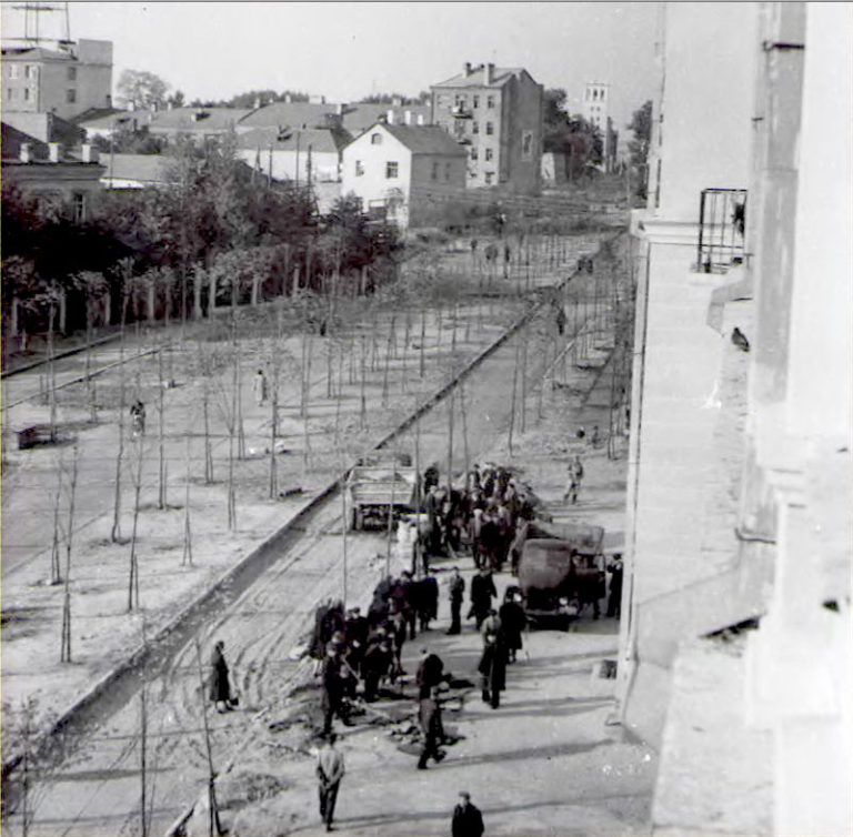 Возрождение послевоенного Смоленска