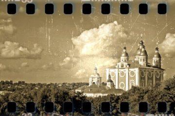 Художественные и документальные фильмы, в которых показан Смоленск