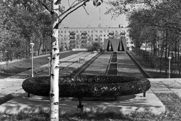 Мемориальный комплекс памяти жертв концлагеря на улице Нормандии-Неман