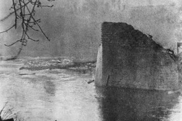 Исторический кадр: разведчики в освобождённом Смоленске