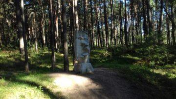 Памятник горшку в Гнёздово