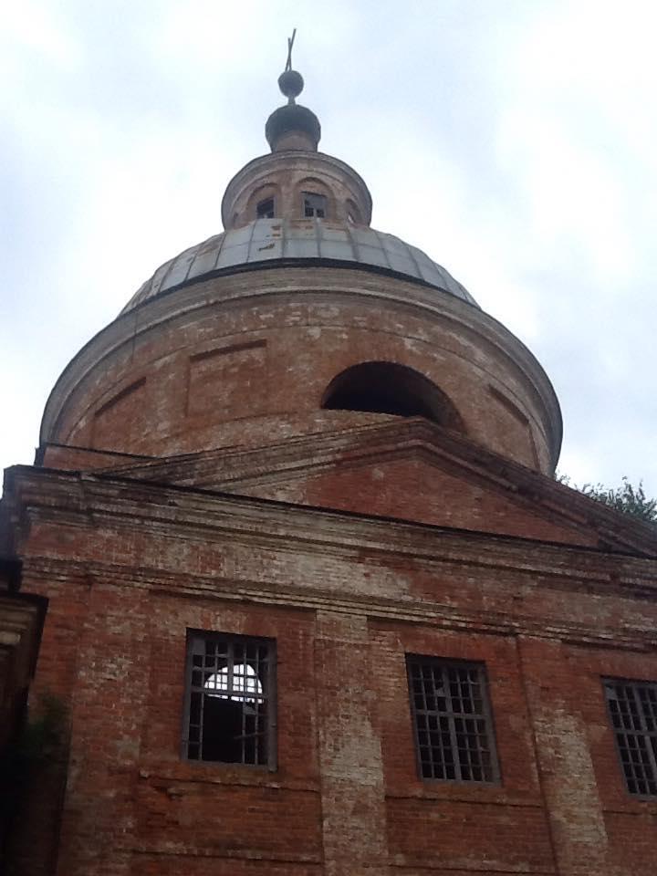 Церковь Петра и Павла в Вязьме нуждается в реставрации