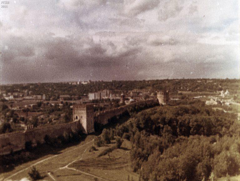 Диафильм о Смоленске, 1982-ой год
