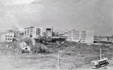 Хлебозаводской переулок. Воспоминания смолянина
