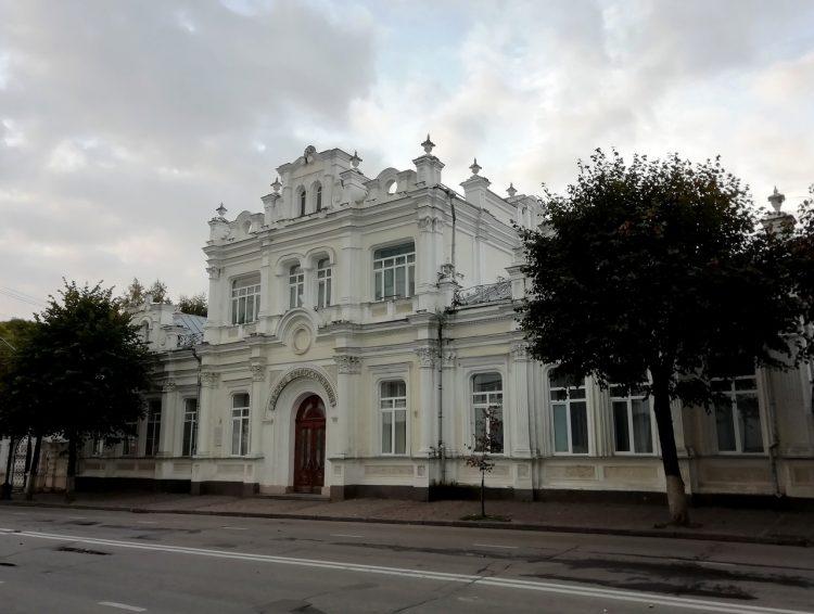 Дворец бракосочетания (дом Энгельгардта, позднее — «дом труда»)