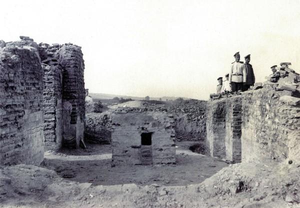 Борисоглебский монастырь на Смядыни