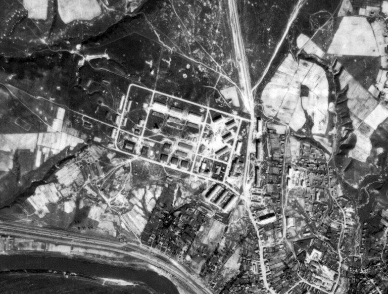 Аэрофотосъемка 1941 г.
